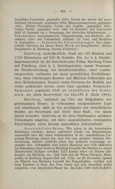 Bild der Seite - 262 - in Die nordöstliche Steiermark - Eine Wanderung durch vergessene Lande