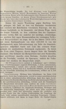 Bild der Seite - 275 - in Die nordöstliche Steiermark - Eine Wanderung durch vergessene Lande