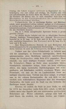 Bild der Seite - 278 - in Die nordöstliche Steiermark - Eine Wanderung durch vergessene Lande