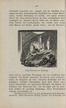 Bild der Seite - 294 - in Die nordöstliche Steiermark - Eine Wanderung durch vergessene Lande