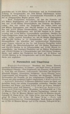 Bild der Seite - 311 - in Die nordöstliche Steiermark - Eine Wanderung durch vergessene Lande