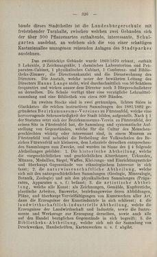 Bild der Seite - 326 - in Die nordöstliche Steiermark - Eine Wanderung durch vergessene Lande