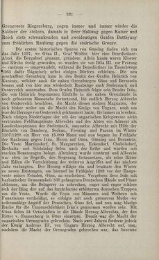 Bild der Seite - 331 - in Die nordöstliche Steiermark - Eine Wanderung durch vergessene Lande
