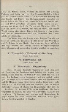 Bild der Seite - 345 - in Die nordöstliche Steiermark - Eine Wanderung durch vergessene Lande