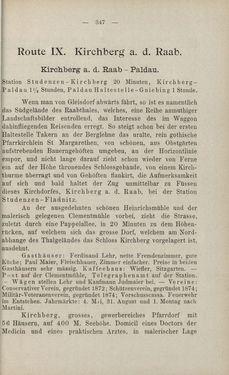Bild der Seite - 347 - in Die nordöstliche Steiermark - Eine Wanderung durch vergessene Lande
