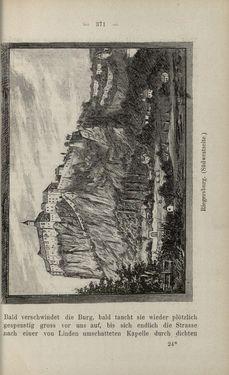 Bild der Seite - 371 - in Die nordöstliche Steiermark - Eine Wanderung durch vergessene Lande