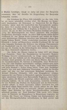 Bild der Seite - 373 - in Die nordöstliche Steiermark - Eine Wanderung durch vergessene Lande