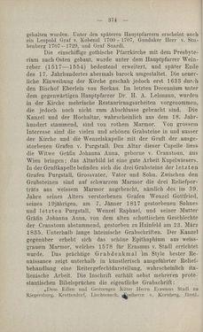 Bild der Seite - 374 - in Die nordöstliche Steiermark - Eine Wanderung durch vergessene Lande