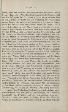 Bild der Seite - 409 - in Die nordöstliche Steiermark - Eine Wanderung durch vergessene Lande