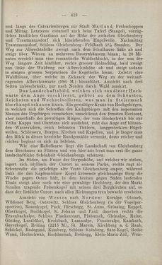 Bild der Seite - 413 - in Die nordöstliche Steiermark - Eine Wanderung durch vergessene Lande