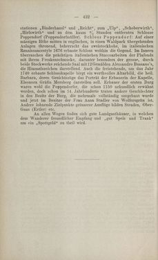 Bild der Seite - 422 - in Die nordöstliche Steiermark - Eine Wanderung durch vergessene Lande