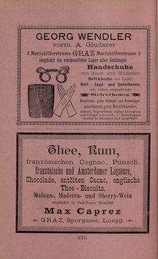 Bild der Seite - XXII - in Die nordöstliche Steiermark - Eine Wanderung durch vergessene Lande