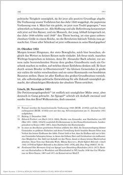 Bild der Seite - 104 - in Die Tagebücher des Grafen Egbert Belcredi 1850–1894