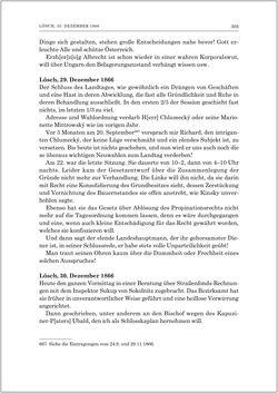 Bild der Seite - 307 - in Die Tagebücher des Grafen Egbert Belcredi 1850–1894