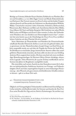 Bild der Seite - 63 - in Ernst Lothar - Schriftsteller, Kritiker, Theaterschaffender