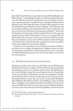 Image of the Page - 88 - in Ernst Lothar - Schriftsteller, Kritiker, Theaterschaffender