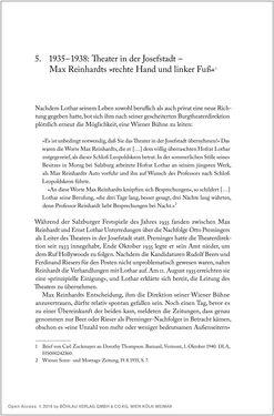 Bild der Seite - 99 - in Ernst Lothar - Schriftsteller, Kritiker, Theaterschaffender