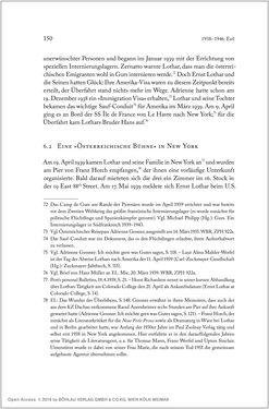 Image of the Page - 150 - in Ernst Lothar - Schriftsteller, Kritiker, Theaterschaffender