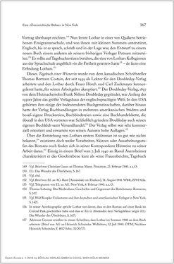 Bild der Seite - 167 - in Ernst Lothar - Schriftsteller, Kritiker, Theaterschaffender