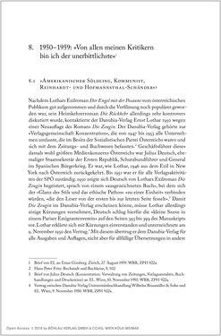 Bild der Seite - 293 - in Ernst Lothar - Schriftsteller, Kritiker, Theaterschaffender