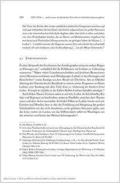 Bild der Seite - 344 - in Ernst Lothar - Schriftsteller, Kritiker, Theaterschaffender
