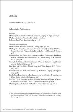Bild der Seite - 415 - in Ernst Lothar - Schriftsteller, Kritiker, Theaterschaffender