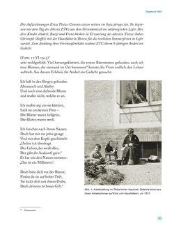 Bild der Seite - 33 - in Erica Tietze-Conrat - Tagebücher, Band I: Der Wiener Vasari (1923–1926)