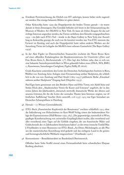 Image of the Page - 160 - in Erica Tietze-Conrat - Tagebücher, Volume I: Der Wiener Vasari (1923–1926)