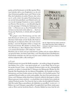 Bild der Seite - 415 - in Erica Tietze-Conrat - Tagebücher, Band I: Der Wiener Vasari (1923–1926)