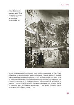 Bild der Seite - 159 - in Erica Tietze-Conrat - Tagebücher, Band II: Mit den Mitteln der Disziplin (1937–1938)