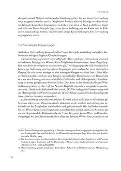 Bild der Seite - 26 - in Ethik und Moral im Wiener Kreis - Zur Geschichte eines engagierten Humanismus