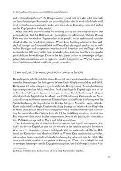 Bild der Seite - 35 - in Ethik und Moral im Wiener Kreis - Zur Geschichte eines engagierten Humanismus