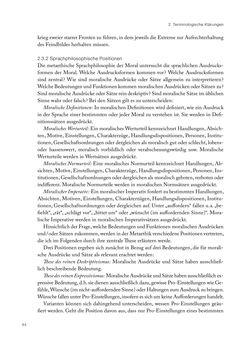 Bild der Seite - 44 - in Ethik und Moral im Wiener Kreis - Zur Geschichte eines engagierten Humanismus