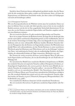 Bild der Seite - 47 - in Ethik und Moral im Wiener Kreis - Zur Geschichte eines engagierten Humanismus