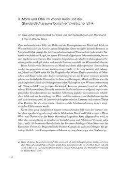 Bild der Seite - 52 - in Ethik und Moral im Wiener Kreis - Zur Geschichte eines engagierten Humanismus