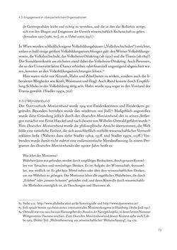 Bild der Seite - 73 - in Ethik und Moral im Wiener Kreis - Zur Geschichte eines engagierten Humanismus