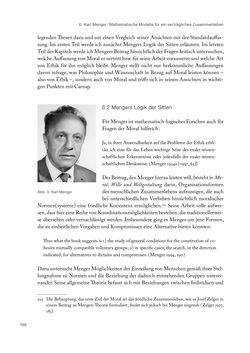 Bild der Seite - 168 - in Ethik und Moral im Wiener Kreis - Zur Geschichte eines engagierten Humanismus