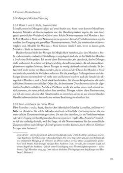 Bild der Seite - 177 - in Ethik und Moral im Wiener Kreis - Zur Geschichte eines engagierten Humanismus