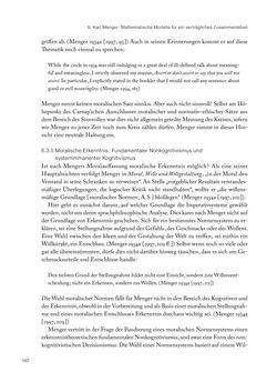 Bild der Seite - 182 - in Ethik und Moral im Wiener Kreis - Zur Geschichte eines engagierten Humanismus