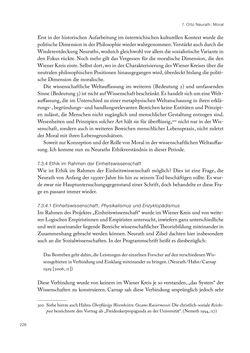Bild der Seite - 226 - in Ethik und Moral im Wiener Kreis - Zur Geschichte eines engagierten Humanismus