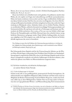 Bild der Seite - 266 - in Ethik und Moral im Wiener Kreis - Zur Geschichte eines engagierten Humanismus