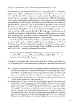 Bild der Seite - 281 - in Ethik und Moral im Wiener Kreis - Zur Geschichte eines engagierten Humanismus