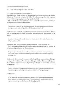 Bild der Seite - 389 - in Ethik und Moral im Wiener Kreis - Zur Geschichte eines engagierten Humanismus