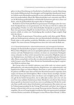 Bild der Seite - 406 - in Ethik und Moral im Wiener Kreis - Zur Geschichte eines engagierten Humanismus