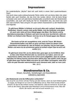 Bild der Seite - 116 - in Von europäischen Klischees & der österreichischen Sicht...
