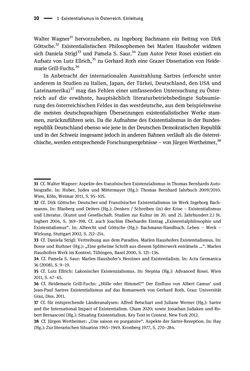 Image of the Page - 10 - in Existentialismus in Österreich - Kultureller Transfer und literarische Resonanz