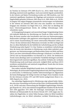 Image of the Page - 156 - in ExtremA 2019 - Aktueller Wissensstand zu Extremereignissen alpiner Naturgefahren in Österreich