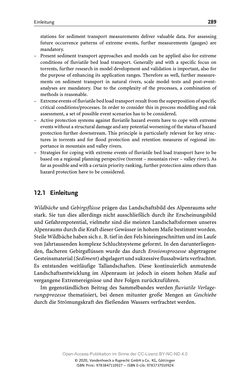 Bild der Seite - 289 - in ExtremA 2019 - Aktueller Wissensstand zu Extremereignissen alpiner Naturgefahren in Österreich