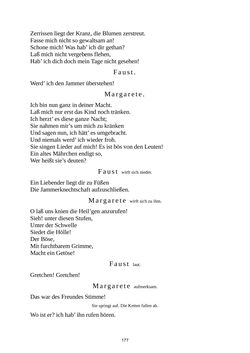 Image of the Page - 177 - in Faust. - Eine Tragödie., Volume 1