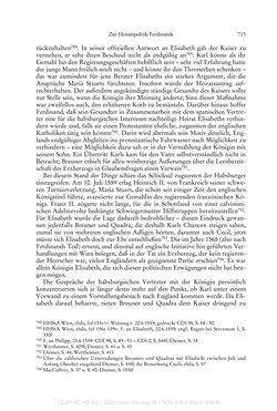 Bild der Seite - 715 - in Ferdinand I. als Kaiser - Politik und Herrscherauffassung des Nachfolgers Karls V.